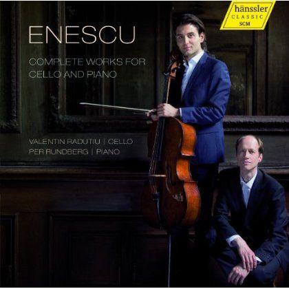 Valentin Radutiu - Enescu: Complete Works for Cello and Piano