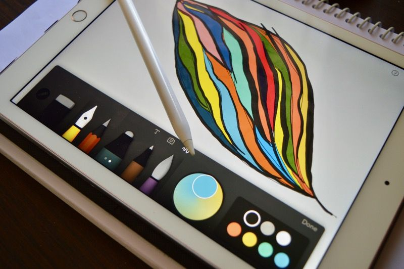 Pigment The Only True Coloring Experience For Iphone And Ipad Apple Pencil Apps Coloring Book App Apple Pencil Ipad