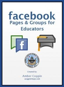 Facebook Guide for Educators by Amber Coggin