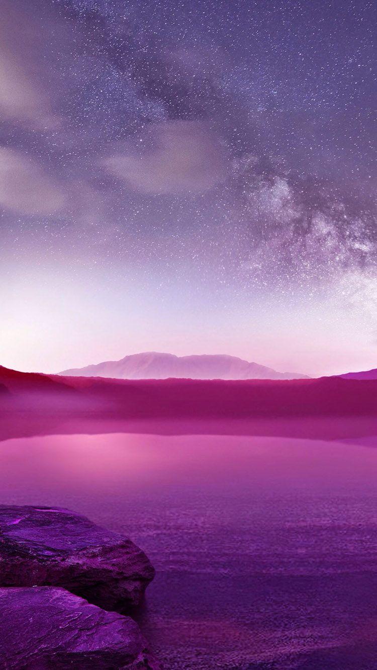 Nice night scenery Samsung galaxy wallpaper, Galaxy
