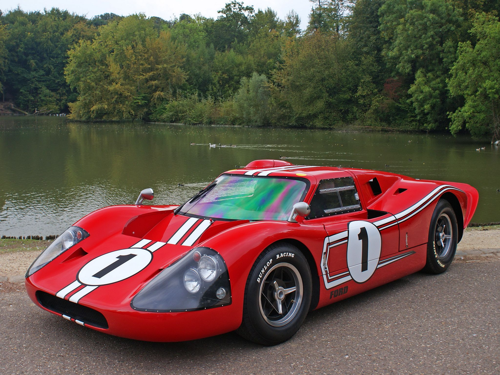 Ford Gt40 Mkiv One Of The Most Famous Cars In Racing History