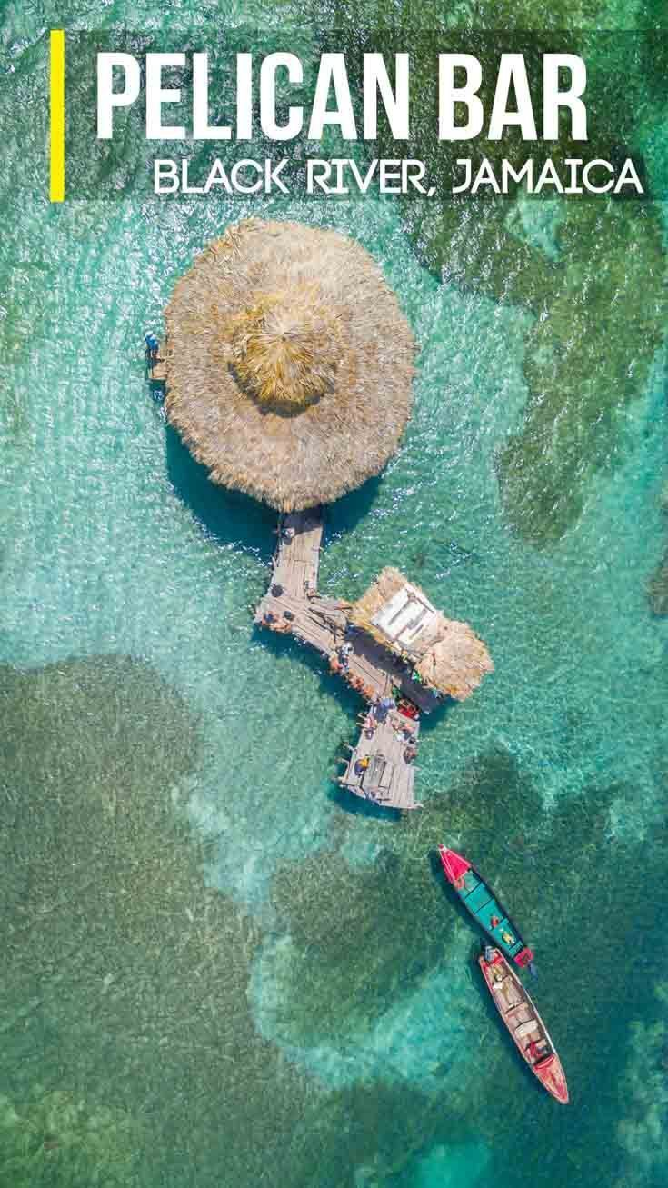 A Trip To Jamaica Wouldn T Be Complete Without Having A Red Strip At Floyd S Pelican Bar Here S Everything You Nee Negril Jamaica Visit Jamaica Jamaica Travel