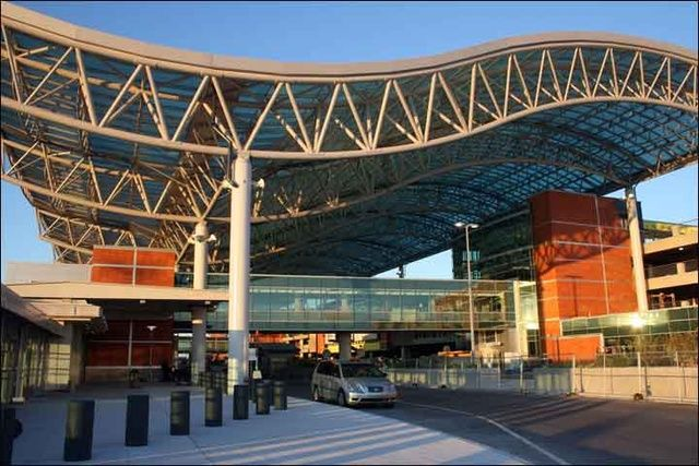 Marvelous Gerald Ford Airport In Grand Rapids, Michigan