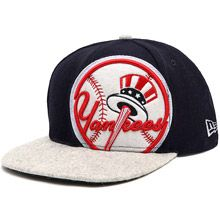 New York Yankees Felt Frill 59FIFTY Fitted Cap