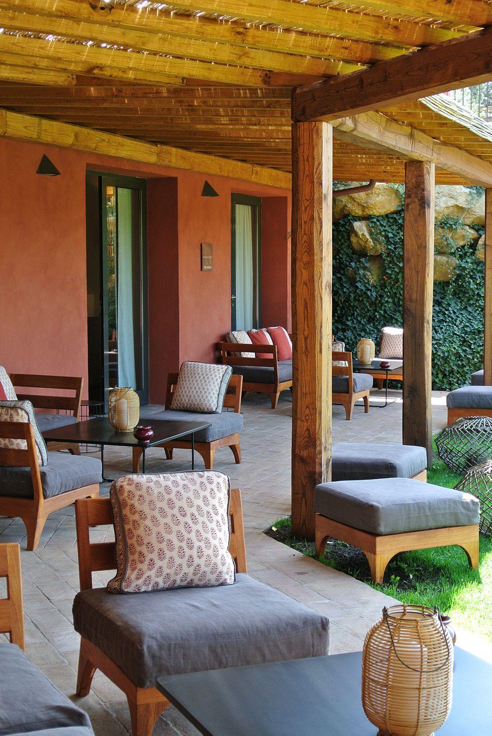 Locanda Rossa in Tuscany a historic farmhouse conversion