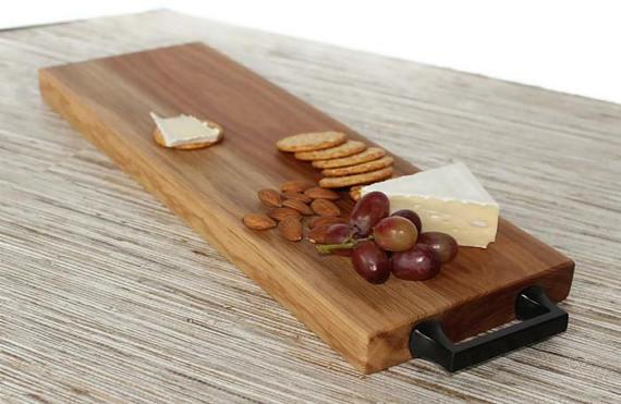 Custom Serving Board Engraved Wood Cheese Board Charcuterie Board
