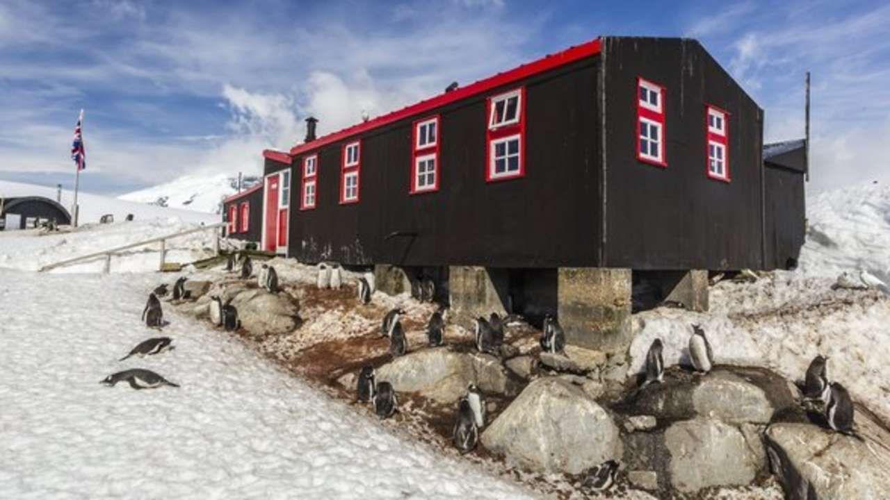 Sudlichsten Poststation Der Welt Sucht Mitarbeiter Poststation