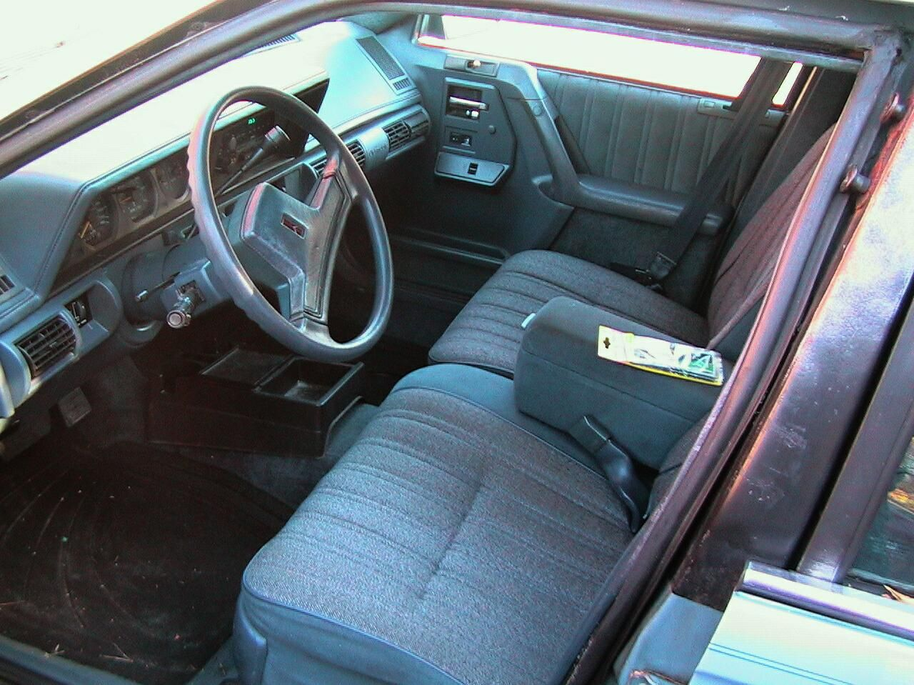 1989 oldsmobile cierra 4 dr interior picture of 1990