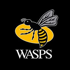 Coventry Wasps Things Are Looking Up For Rugby In The West Midlands As The Premiership Rugby Team Wasps Announce That The Wasps Rugby Rugby Logo Rugby Union