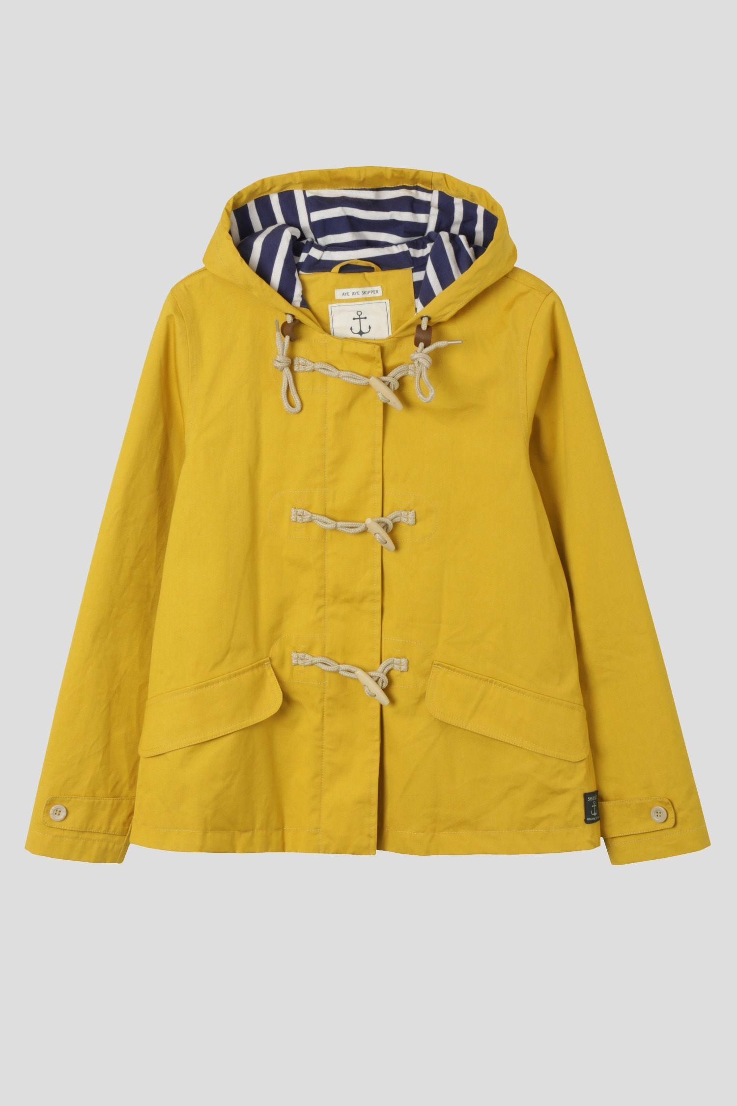 Seasalt Seafolly Jacket - vintage style waterproof ...