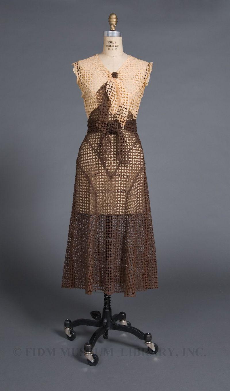 S sheer cutwork dress vintage sewing pinterest s