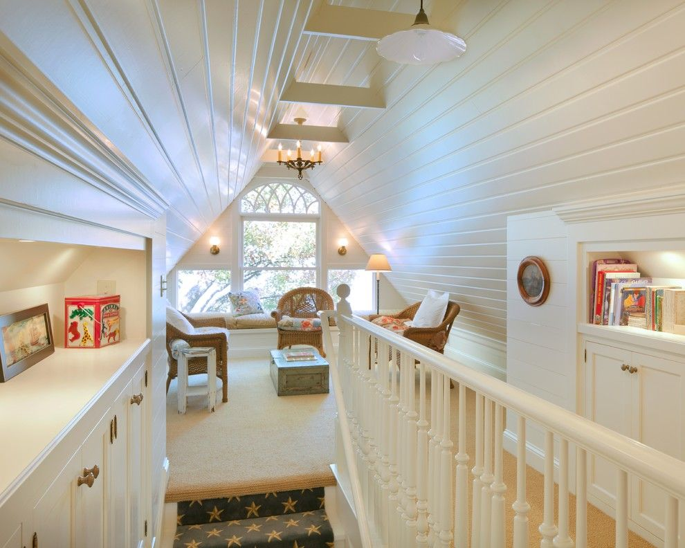 Decorating Attic Rooms save space! here's how to convert a loft into a living space