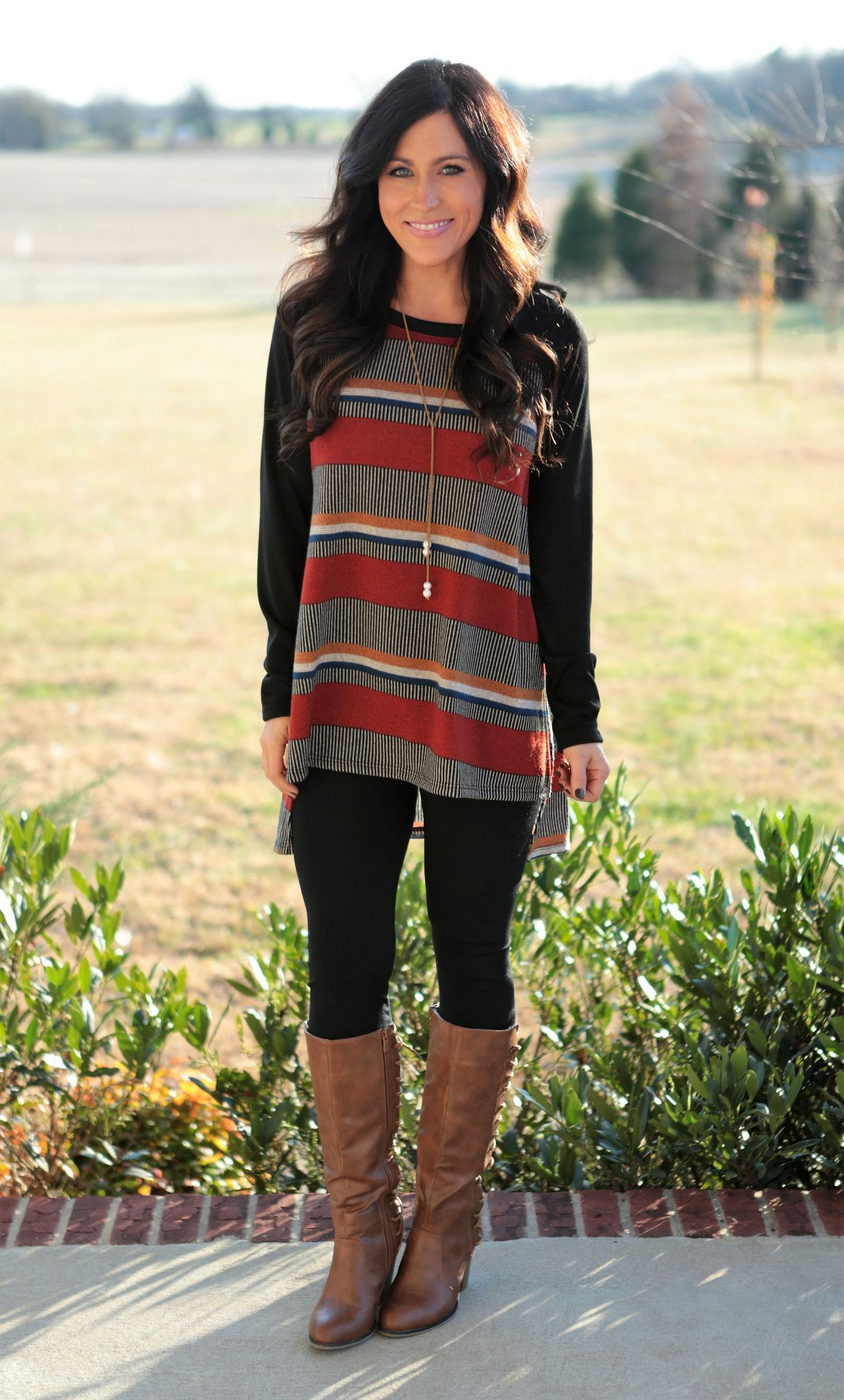 From This Moment Tunic (available in 2 colors)
