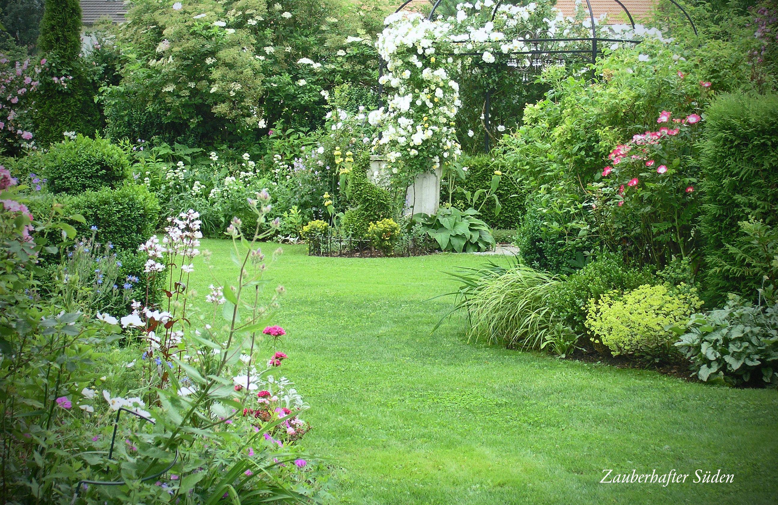 Innenarchitektur Gartentraum Das Beste Von Zauberhafter Süden, Der Garten Von Petra Steiner