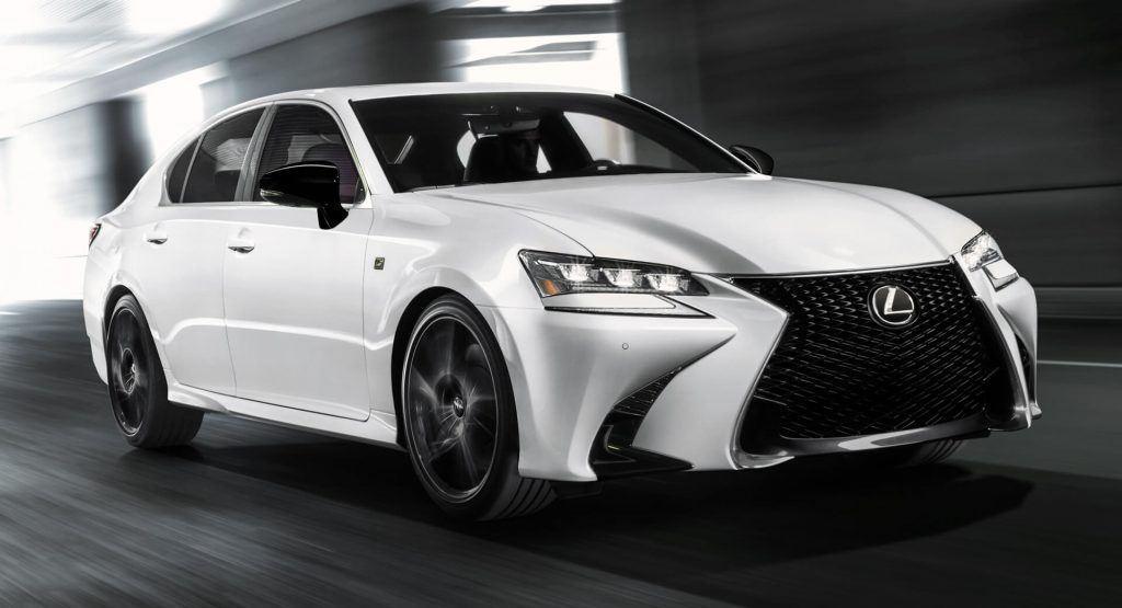 2020 Lexus GS Black Line Special Edition Heading To U.S