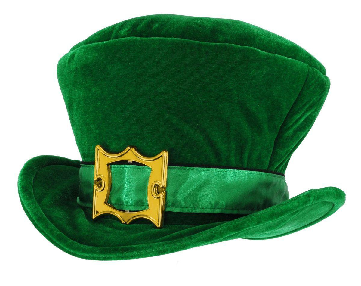 Шляпа святого патрика своими руками