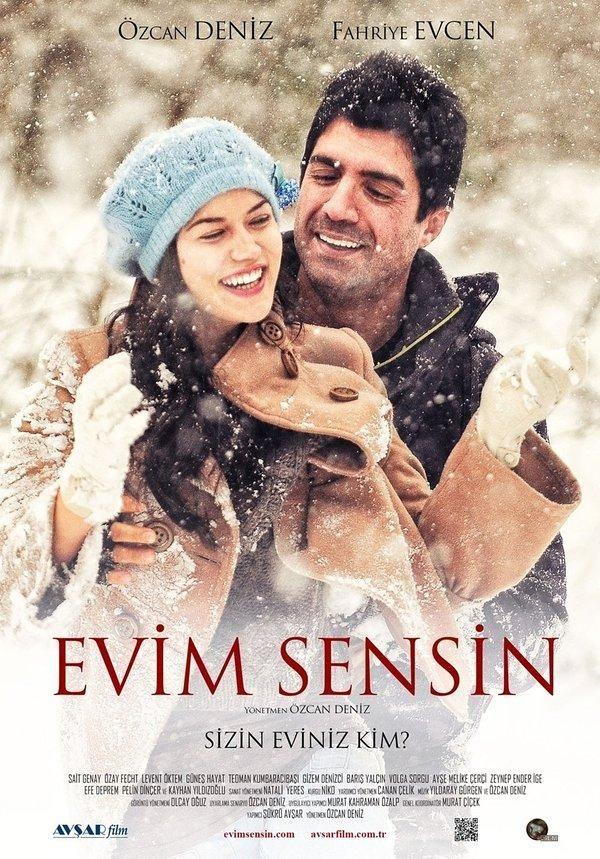 Evim Sensin 2012 Romantic Movies Fantasy Movies Turkish Film