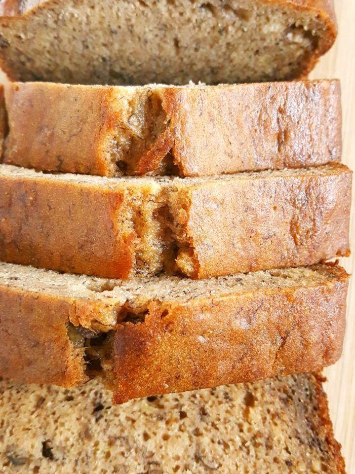 Banana Bread Recipe For 4 Bananas Beat Bake Eat Recipe Banana Bread Recipes Easy Banana Bread Recipe Dairy Free Banana Bread