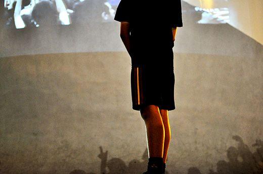 La tierra gira alrededor de(l) Sol, por Tamara Pastora en El paisaje es memoria / FronteraD (15-O en Sevilla. Andalucía - España)