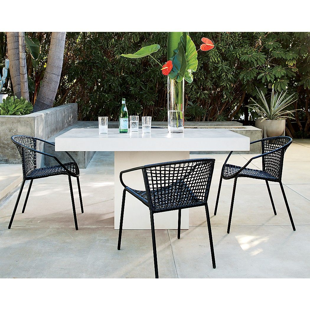 Black Outdoor Dining Set Outdoor Dining Outdoor Dining Set Patio Dining Furniture