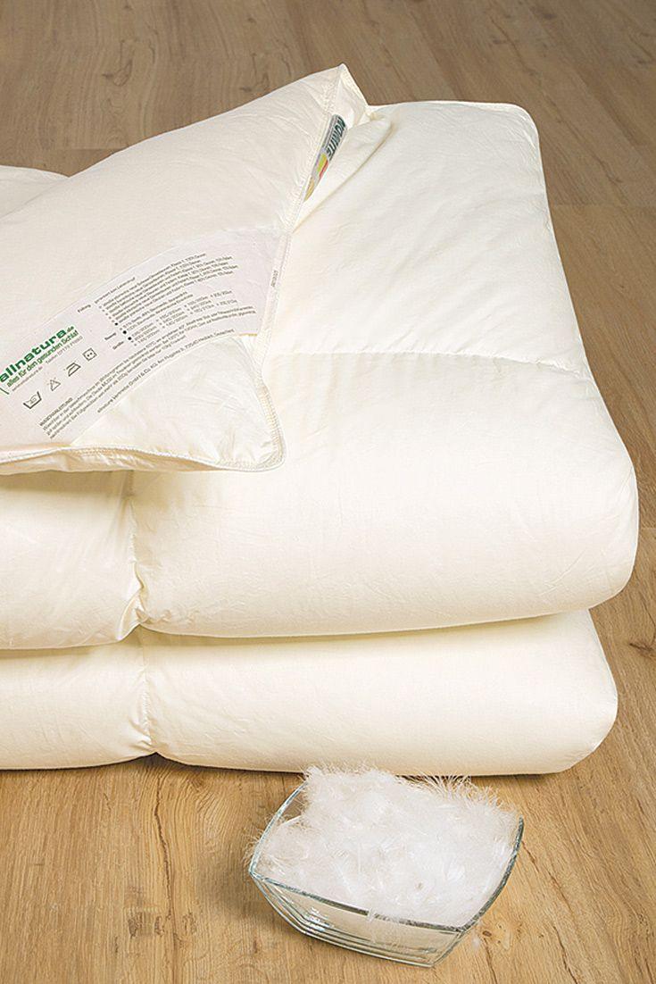 Daunen Ganzjahres Bettdecke Ansara Produkte Aus Unserem Tv