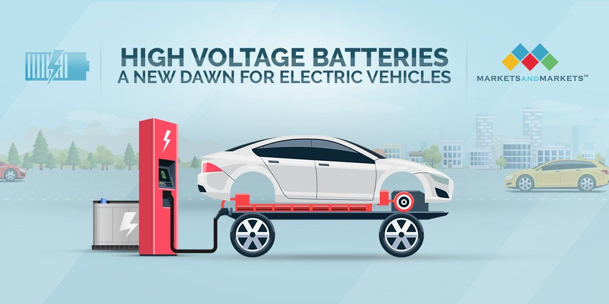Electric Car Voltage