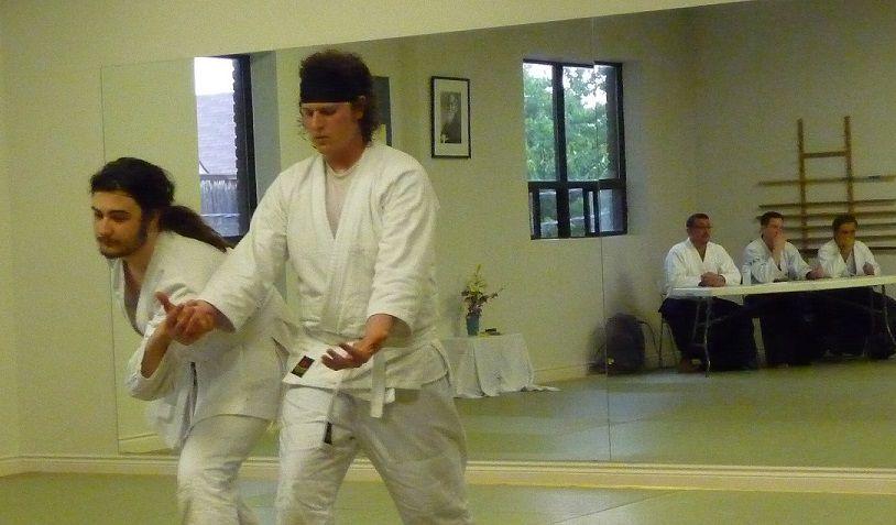 where can i learn aikido