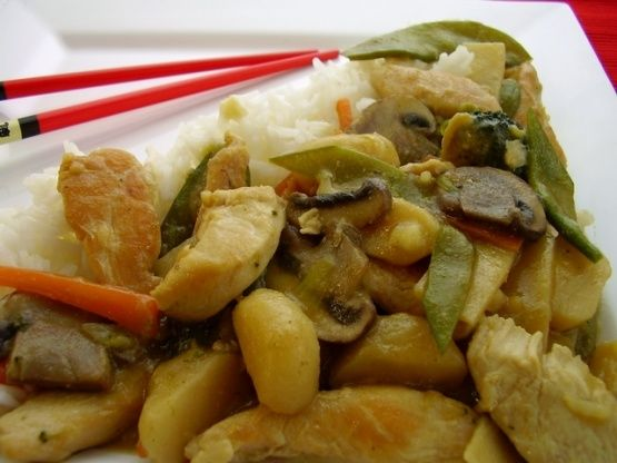Moo goo gai pan recipe dishes recipes and food food forumfinder Images