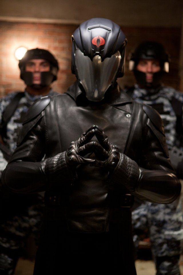 Pictures Photos Of Luke Bracey Cobra Commander Gi Joe Snake Eyes Gi Joe