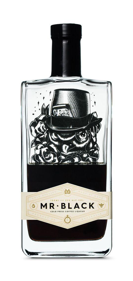 United Creatives - Mr. Black #Packaging #Design — World Packaging Design Society / 世界包裝設計社會 / Sociedad Mundial de Diseño de Empaques