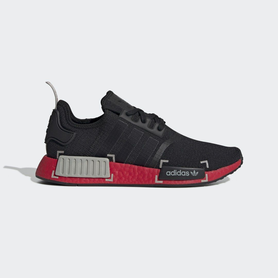 Photo of NMD_R1 Shoes Core Black Mens