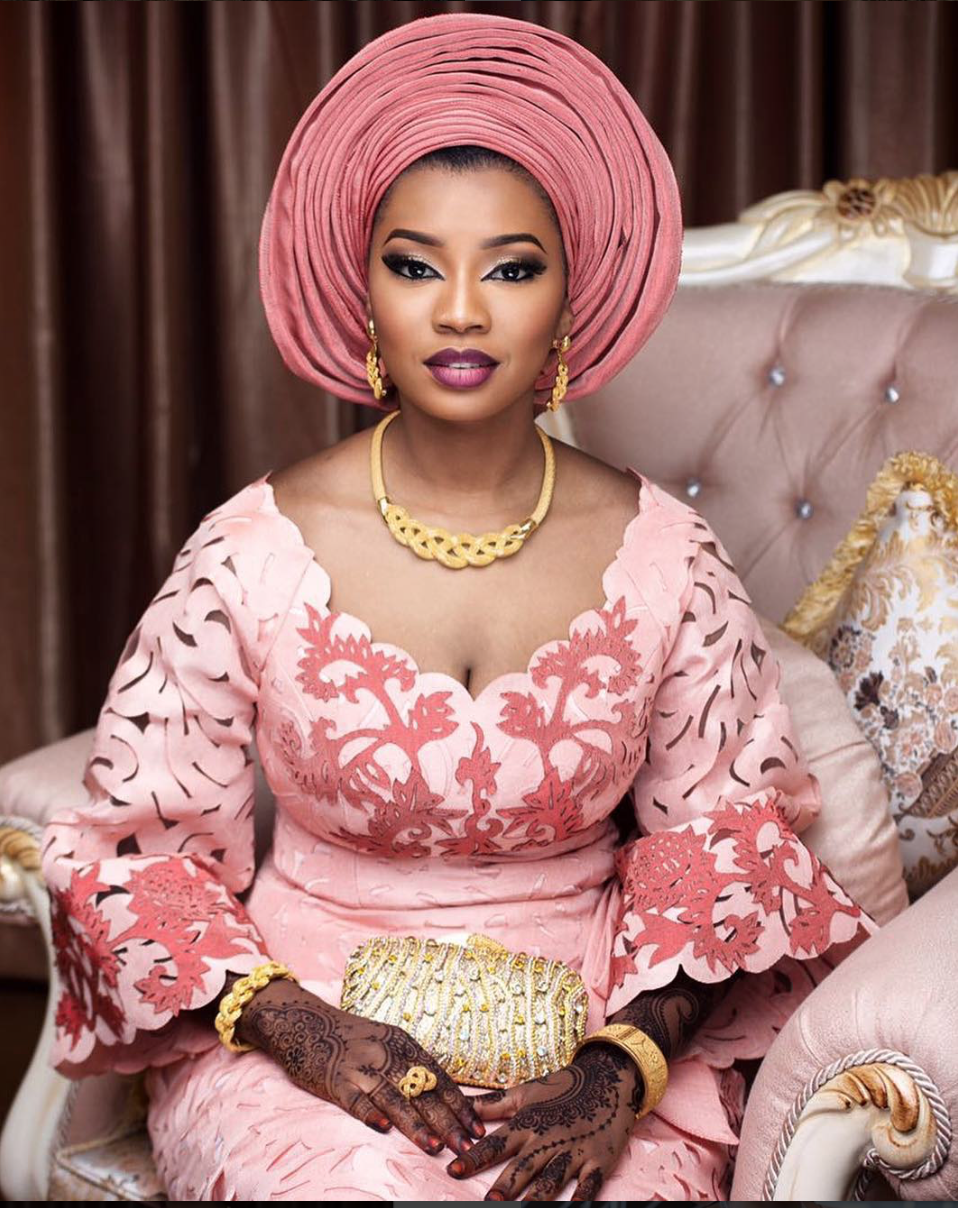 20 Aisle Perfect Traditional Nigerian Brides