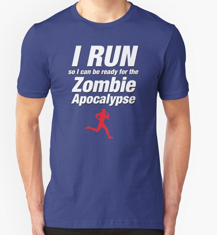 run running man zombie apocalypse zombies walking dead marathon triathlon ironman jogger jogging exercise exercising sports workout gym weight training training