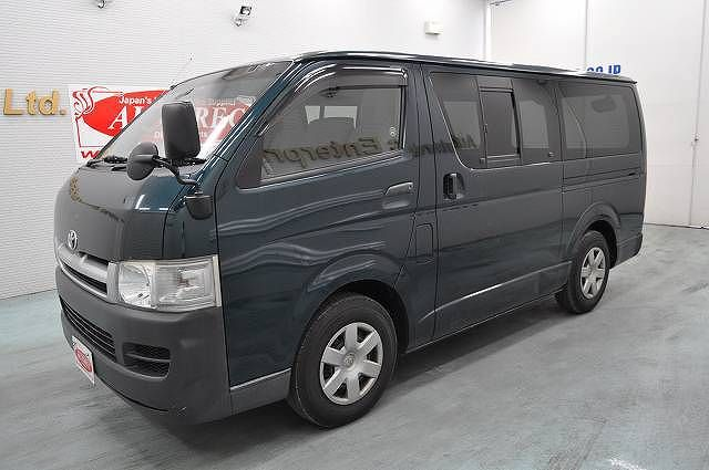 TOYOTA HIACE (KDH200-0019334) | AUTOREC | Toyota Hiace Van