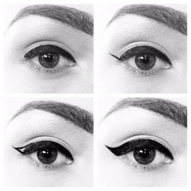 Diy Eye Liner Lancome Eye Pinterest Eye Liner Eye And Makeup