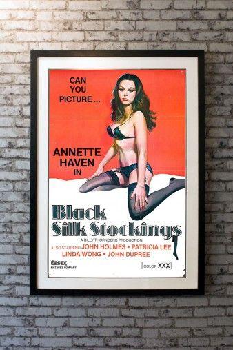 6d1f06e349b Black Silk Stockings (1977)