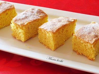 Portugiesischer Maisgries Kuchen Portugal Kukoricadara Sutemeny In 2020 Kuchen Maisgries Rezepte Backrezepte Kuchen
