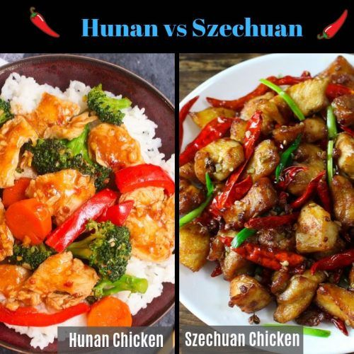 a complete guide on the differences between hunan chicken