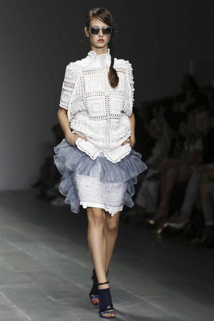 Bora Aksu Ready To Wear Spring Summer 2015 London