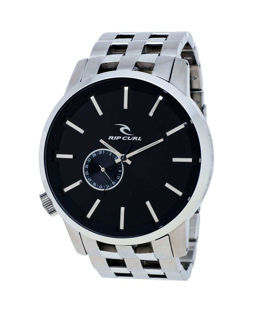 1534635962f Rip Curl Mens Watch Detroit SSS Black