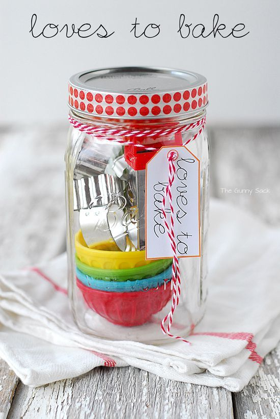 Loves to bake gift in a jar for the people in your life who love loves to bake gift in a jar for the people in your life who love baking solutioingenieria Choice Image