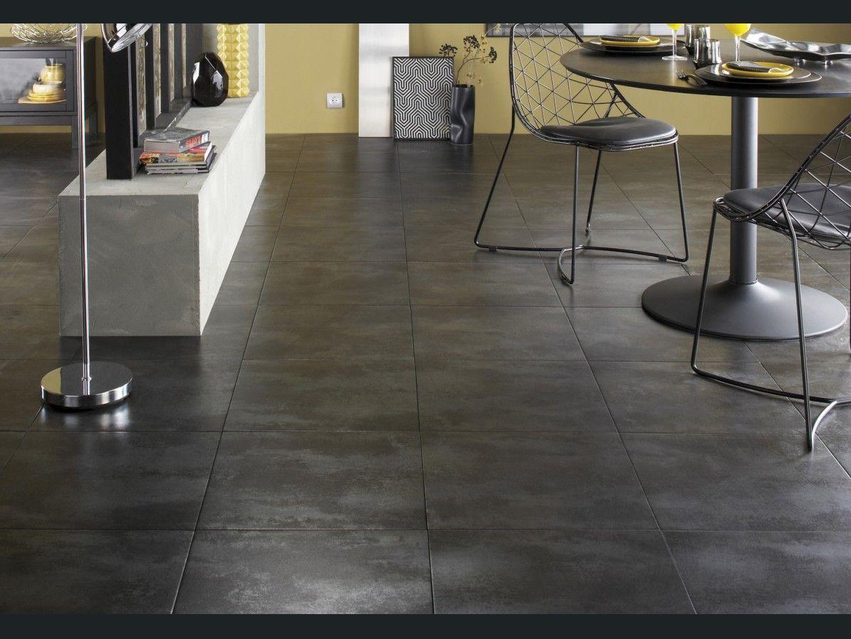 tonnez avec le carrelage aspect m tal metalart iron. Black Bedroom Furniture Sets. Home Design Ideas