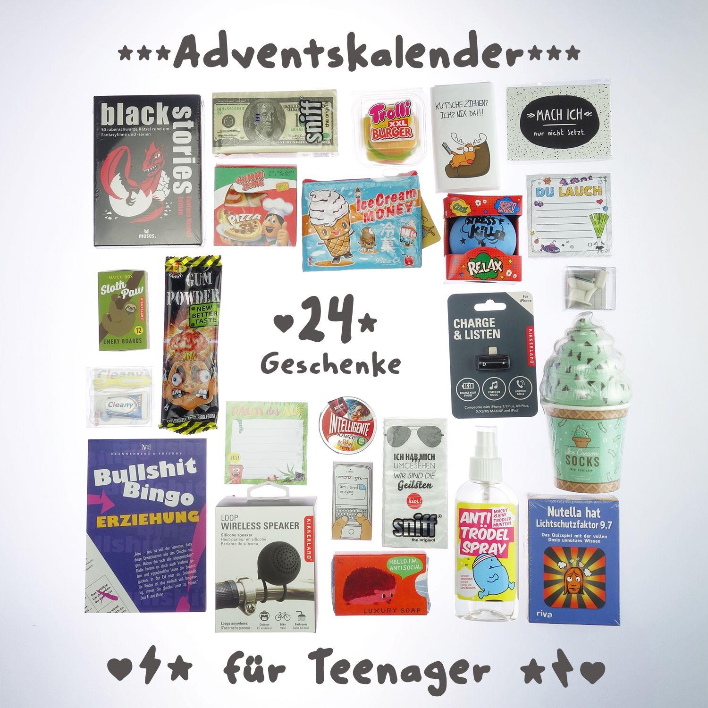 24++ Sachen fuer den adventskalender 2021 ideen