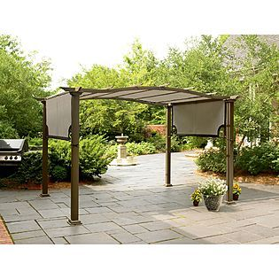 Garden Oasis Pergola Elax Under The Cool Protective Shade Of