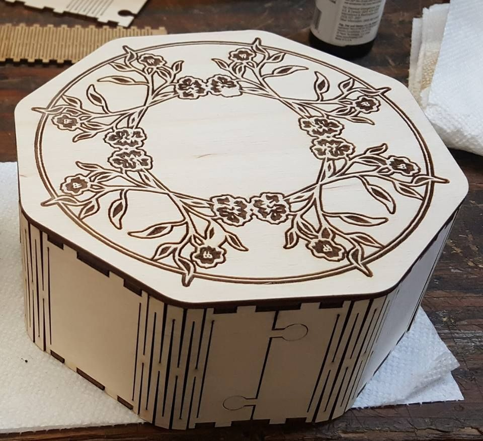 Kutuxx dxf File Free Download | Free DXF Files | Laser cut
