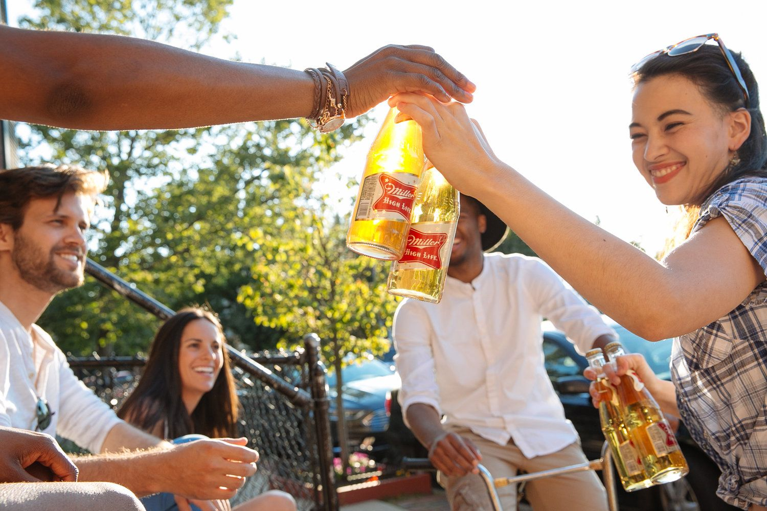 Produced by SAINT LUCY Represents for Miller High Life