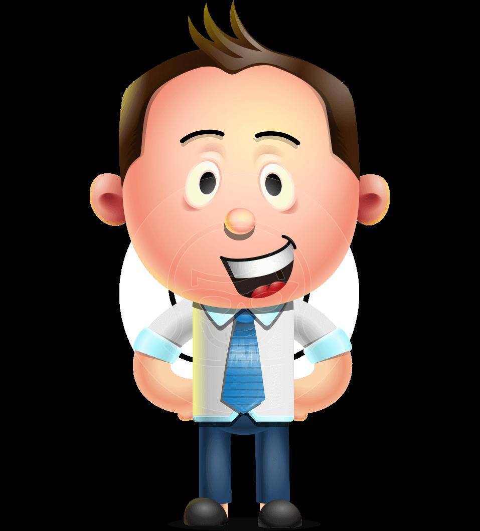 Vector 3d Businessman Character Design Graphicmama Father Cartoon Character Design Character