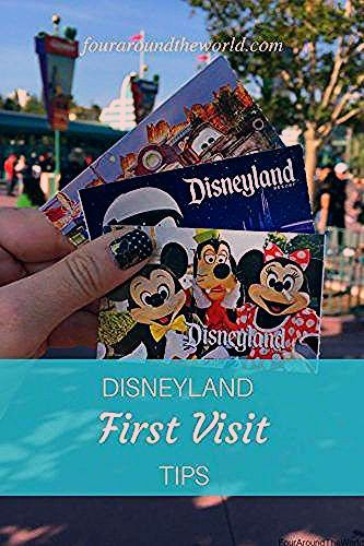 Photo of Disneyland: Tips for Your First Visit – Four Around The World