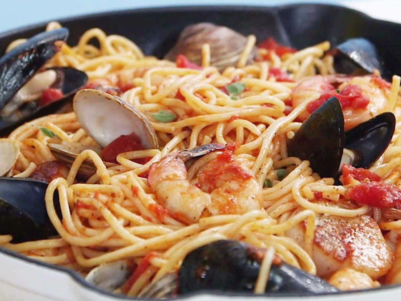 how to make seafood sauce uk