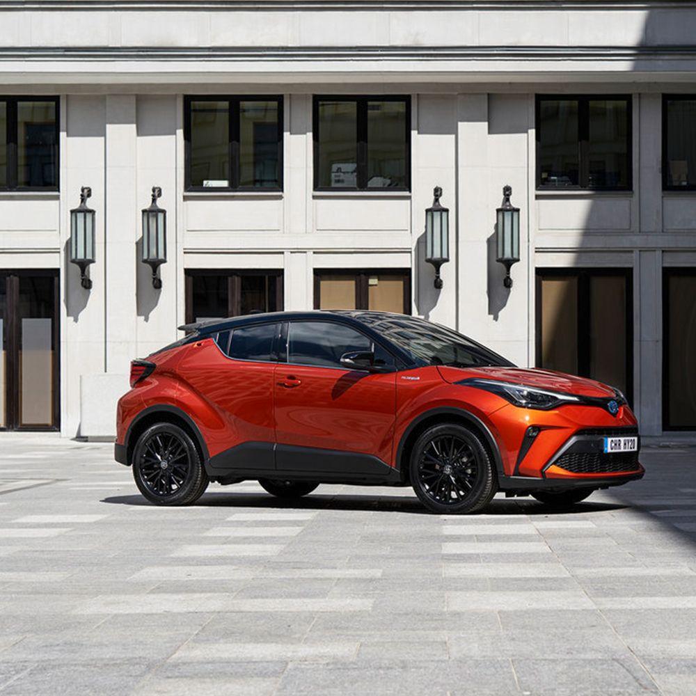 Toyota C-HR Hybrid 2020 | Toyota, Toyota hybrid, Schöne autos
